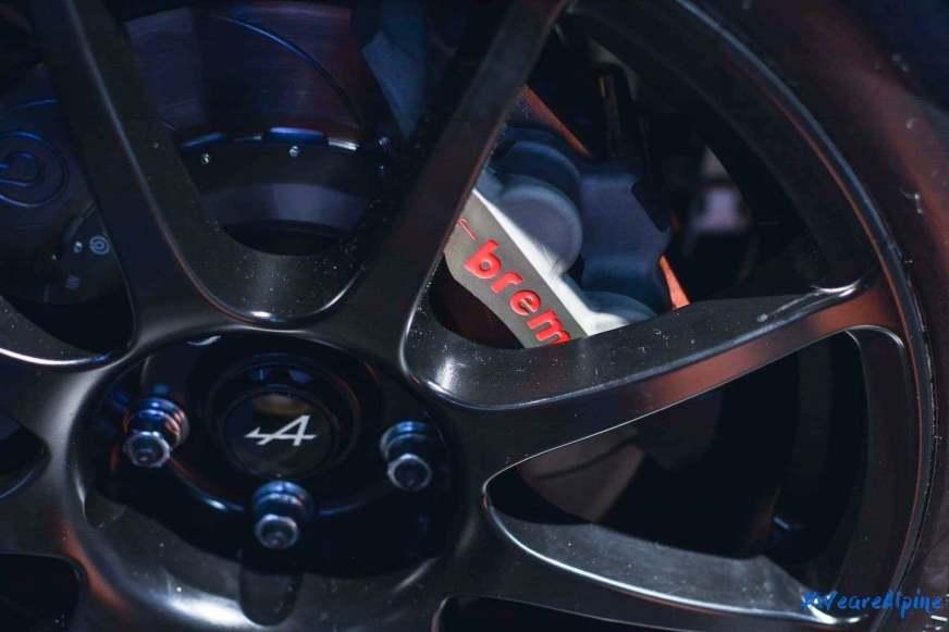 Alpine A110 Cup Signatech Studio Boulogne Billancourt GPE Auto 31 - L'Alpine A110 Cup en détail sous l'oeil de GPE Auto !