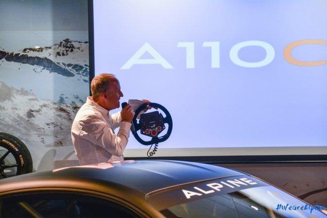 Alpine A110 Cup Signatech Studio Boulogne Billancourt GPE Auto - 9
