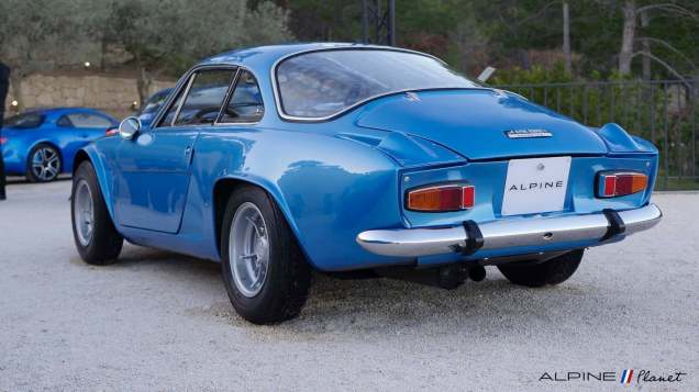 Alpine A110 Essai presse premiere edition - 2