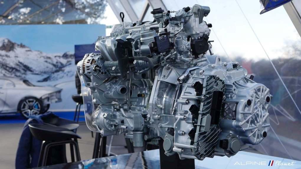 Alpine A110 Essai presse premiere edition moteur M5PT - 2-imp
