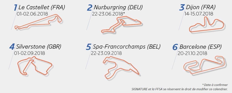 Les inscriptions pour l'Alpine Europa Cup sont ouvertes ! 1