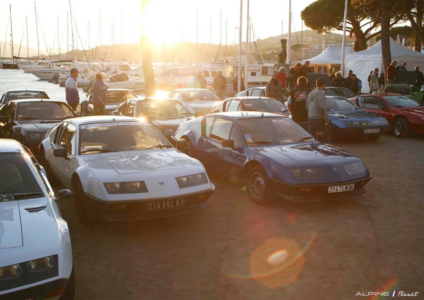 IMG 0145 imp   40ème anniversaire de la victoire de l'Alpine A310 au Rallye du Var