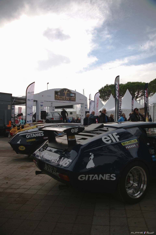 IMG 9698 imp   40ème anniversaire de la victoire de l'Alpine A310 au Rallye du Var