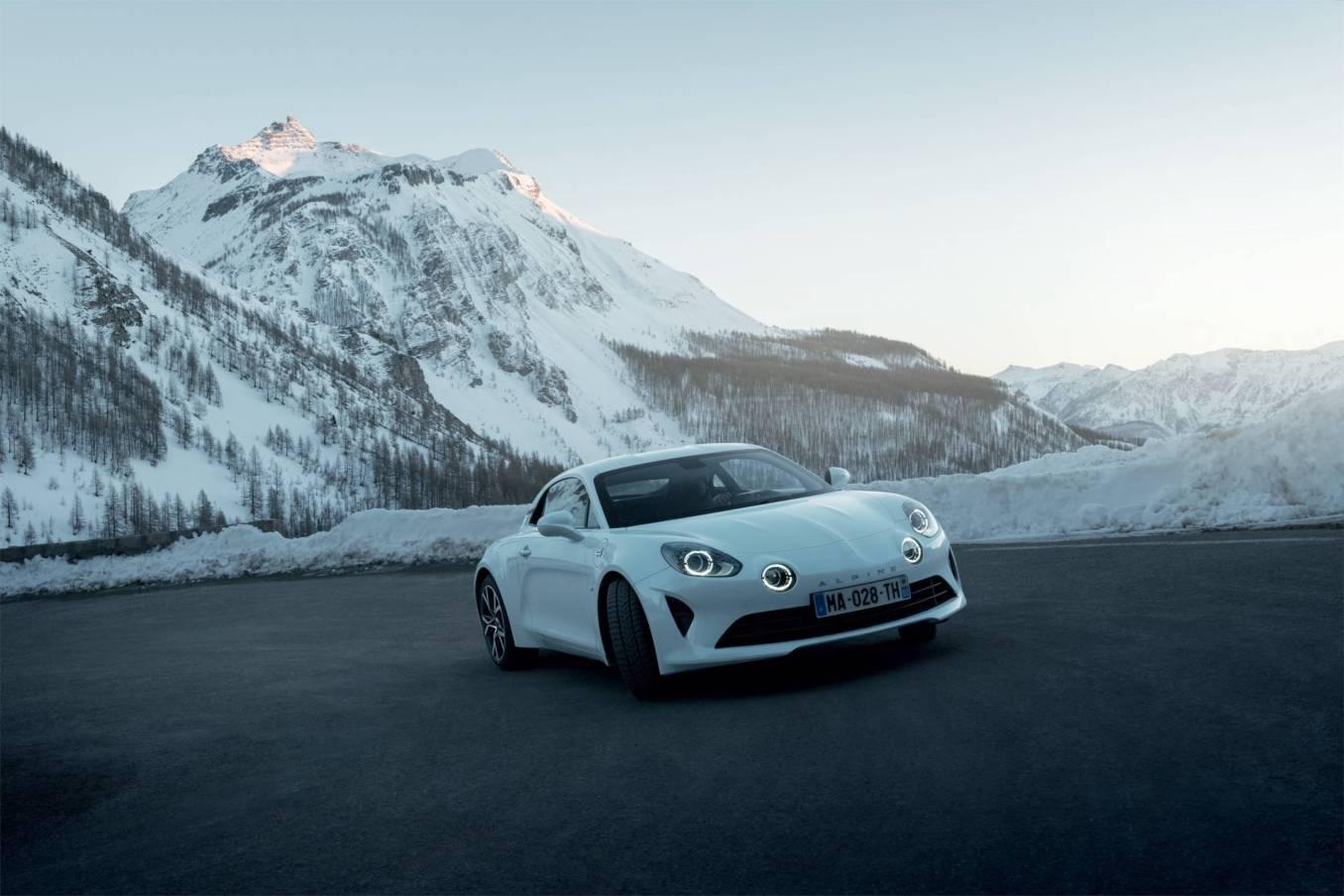 Alpine A110 Pure GIMS Geneve 7 | Alpine A110 Pure et Légende: les tarifs, les équipements !