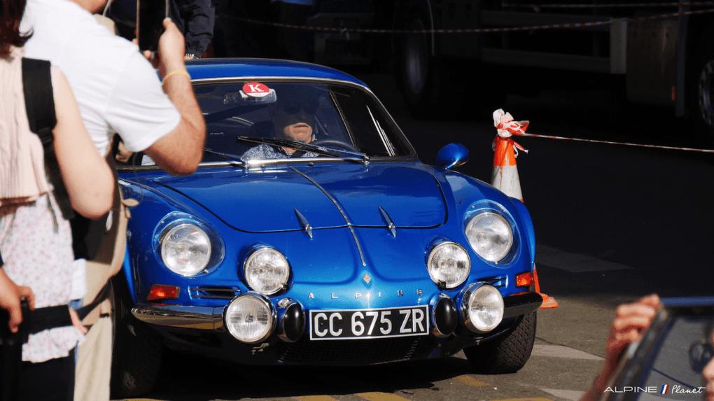 Alpine Planet Tour Auto 2018 Peter Paris A110 A310 - 48-imp