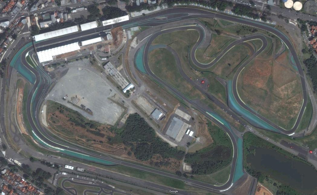 Autodromo José Carlos Pace Interlagos Sao Paulo