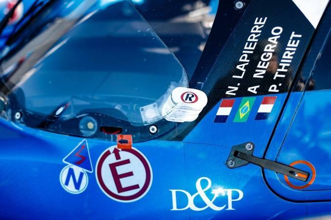 Signatech Alpine A470 Matmut Prologue Championnat du Monde FIA WEC Thiriet Negrao Lapierre Castellet (4)