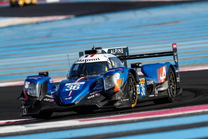 Signatech Alpine A470 Matmut Prologue Championnat du Monde FIA WEC Thiriet Negrao Lapierre Castellet (5)