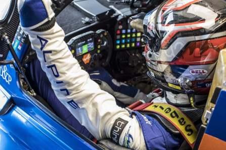 Signatech Alpine A470 Matmut Prologue Championnat du Monde FIA WEC Thiriet Negrao Lapierre Castellet (7)