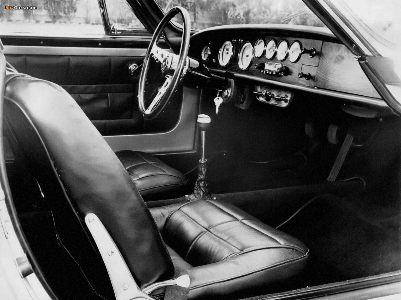 Willys Interlagos II Prototype 1966 3   Overland Interlagos: l'Alpine Made in Brazil !