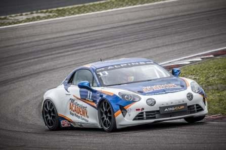 Alpine Elf Europa Cup 2018 Nurburgring CMR Milan Sancinena Beltoise Romano Signatech (45)