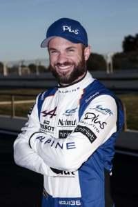 Nicolas Lapierre Signatech Alpine Matmut 24 Heures du Mans 2018   24 Heures du Mans: Signatech Alpine Matmut prêt à en découdre !