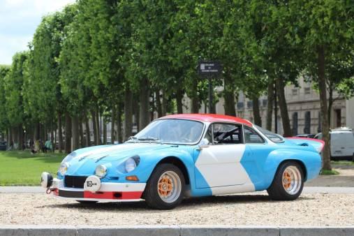 Alpine A110 Gr IV 1800 VB Artcurial Le Mans Classic 2018 6 - Le Mans Classic 2018: rendez-vous en terre connue pour Alpine !