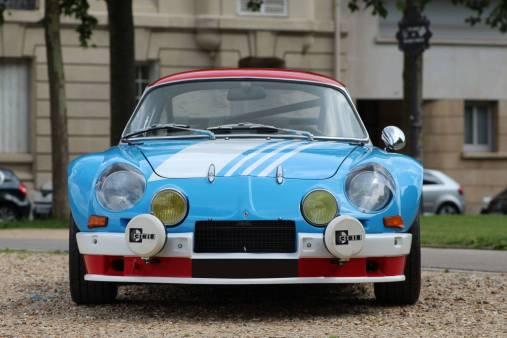 Alpine A110 Gr IV 1800 VB Artcurial Le Mans Classic 2018 7 - Le Mans Classic 2018: rendez-vous en terre connue pour Alpine !