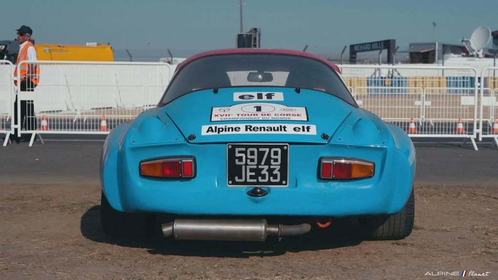 Alpine Planet Le Mans Classic 2018 A110 A310 GTA A610 Cup FCRA FFVE Berlinette Mag - 113-imp