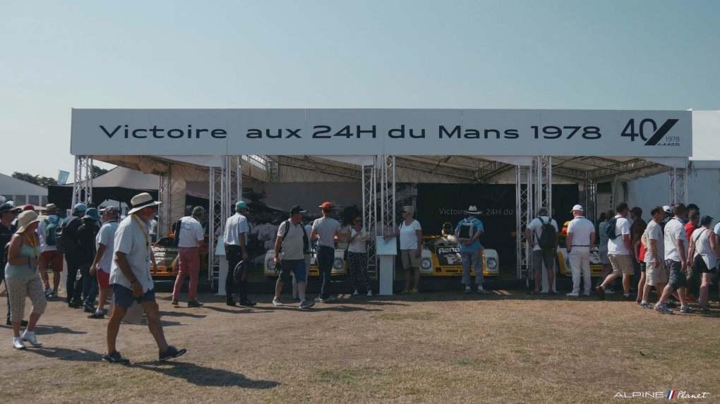 Alpine Planet Le Mans Classic 2018 A110 A310 GTA A610 Cup FCRA FFVE Berlinette Mag 37 imp - Le Mans Classic 2018: rendez-vous en terre connue pour Alpine !