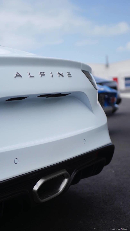 Alpine Planet Visite Usine Dieppe 2018 A110 Berlinette Andrieux 74 | Usine Alpine de Dieppe: au coeur de la fabrication de l'A110 !