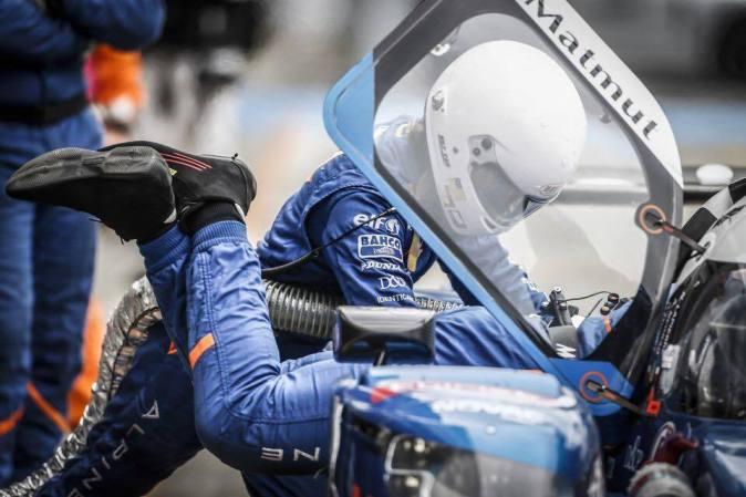6 Heures de Fuji Speedway WEC Alpine Signature A470 A110 Club Negrao Lapierre Thiriet 2018 (22)