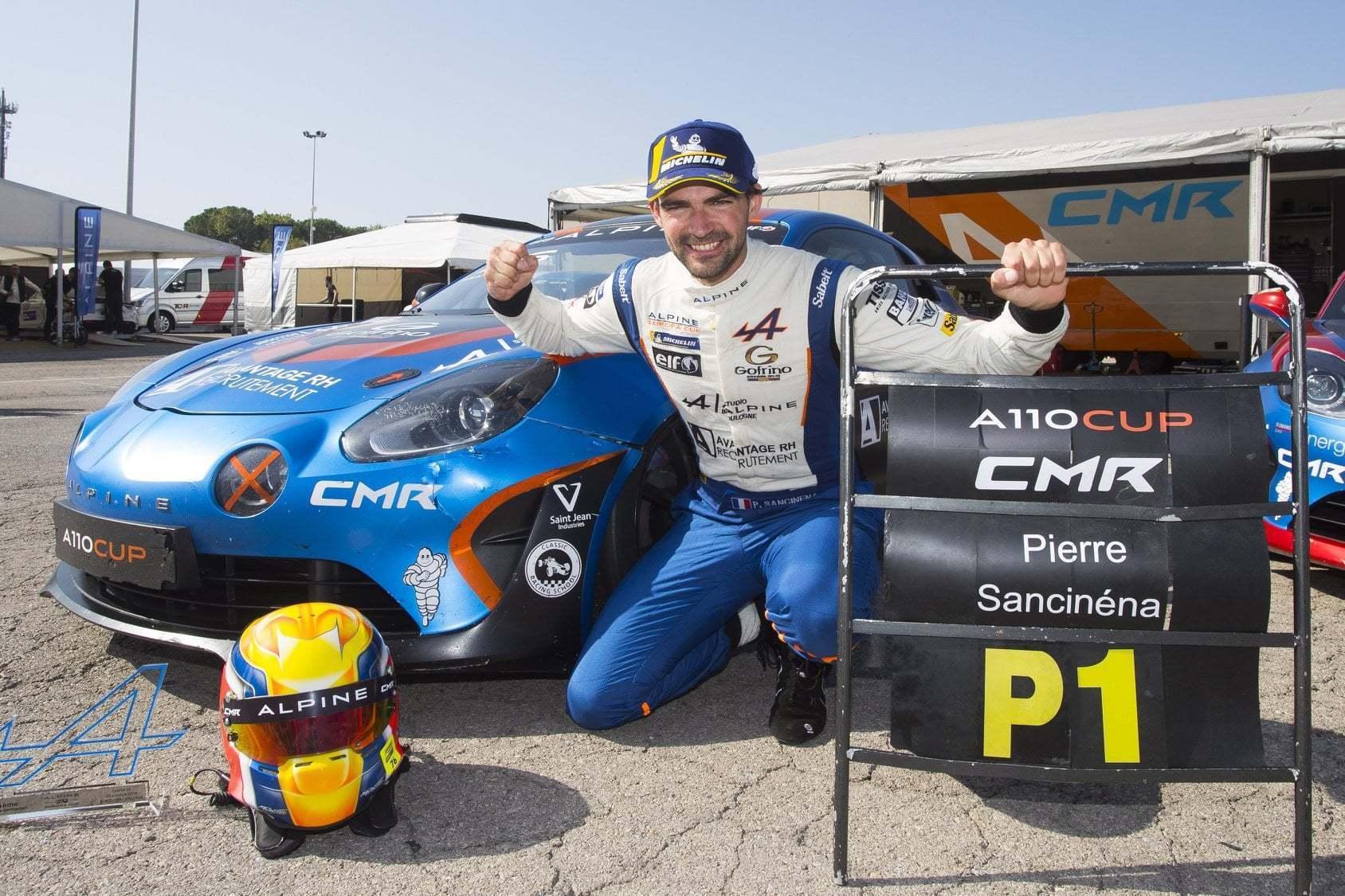 Alpine Elf Europa Cup: Pierre Sancinéna grand vainqueur du Championnat ! 3