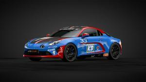 GoshtRider Racing   Gran Turismo Sport: Grand concours Alpine Planet Cup !
