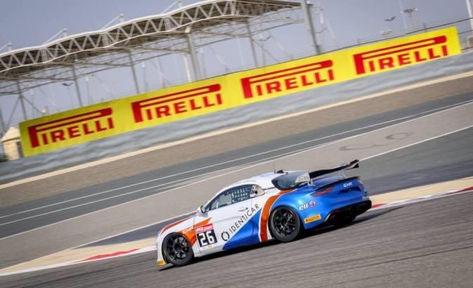 Alpine A110 GT4 International Cup à Bahreïn Sancinena Jean CMR (11)