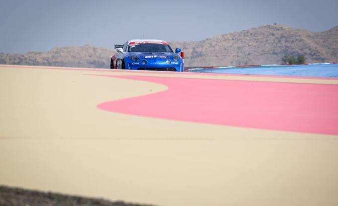 Alpine A110 GT4 International Cup à Bahreïn Sancinena Jean CMR (12)