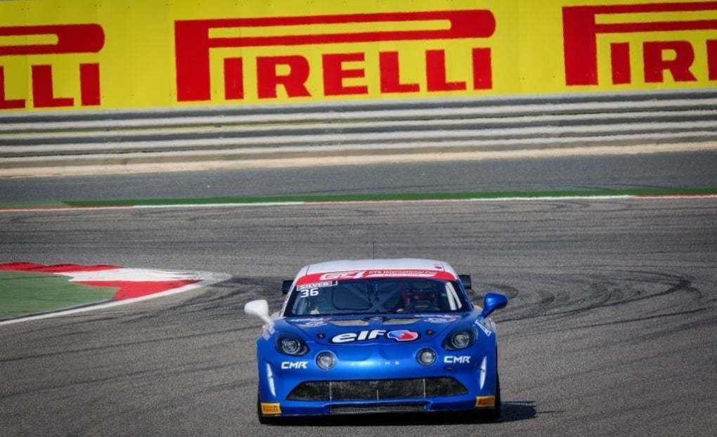 Alpine A110 GT4 International Cup à Bahreïn Sancinena Jean CMR (14)