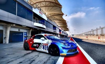 Alpine A110 GT4 / CMR: un leader incontestable est né à Bahreïn !