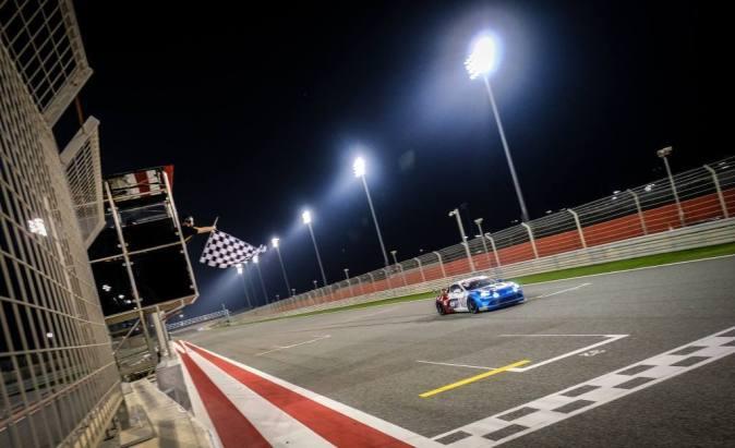 Alpine A110 GT4 International Cup à Bahreïn Sancinena Jean CMR (2)