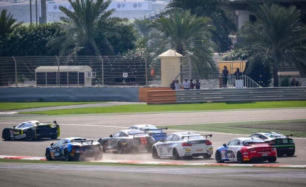 Alpine A110 GT4 International Cup à Bahreïn Sancinena Jean CMR 7 | Alpine A110 GT4 / CMR: un leader incontestable est né à Bahreïn !
