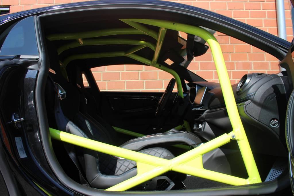Cage arceau Alpine A110 waldow performance 2 | Quand les préparateurs s'attaquent à l'Alpine A110
