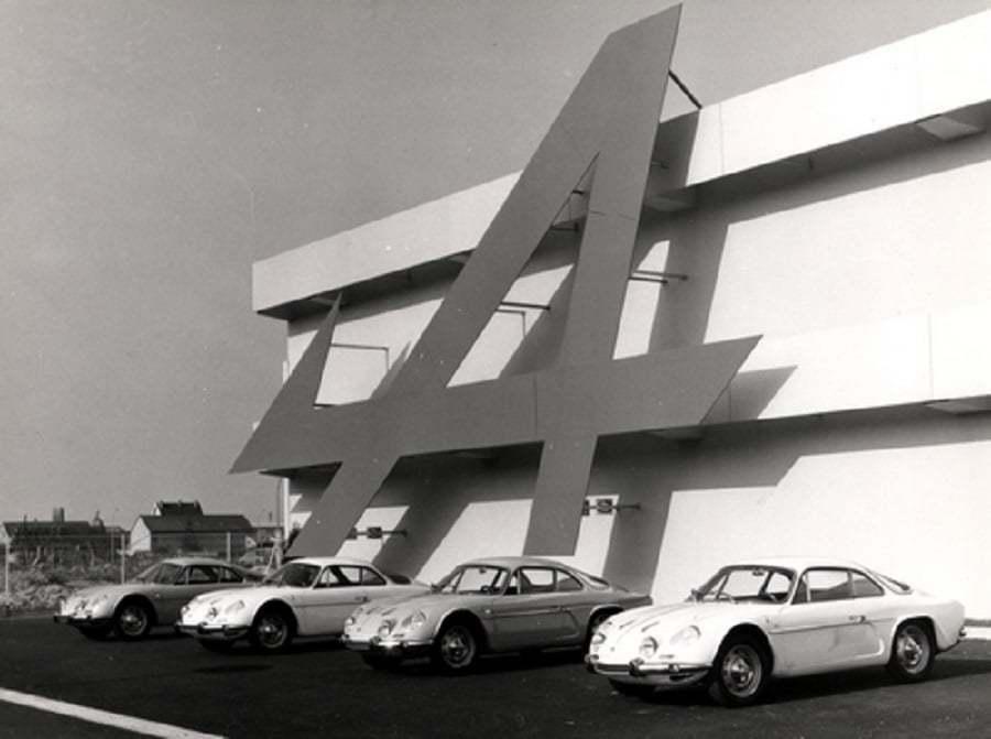 Dieppe Couverture | L'usine Alpine de Dieppe, son histoire !