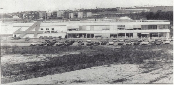 usine69 | L'usine Alpine de Dieppe, son histoire !
