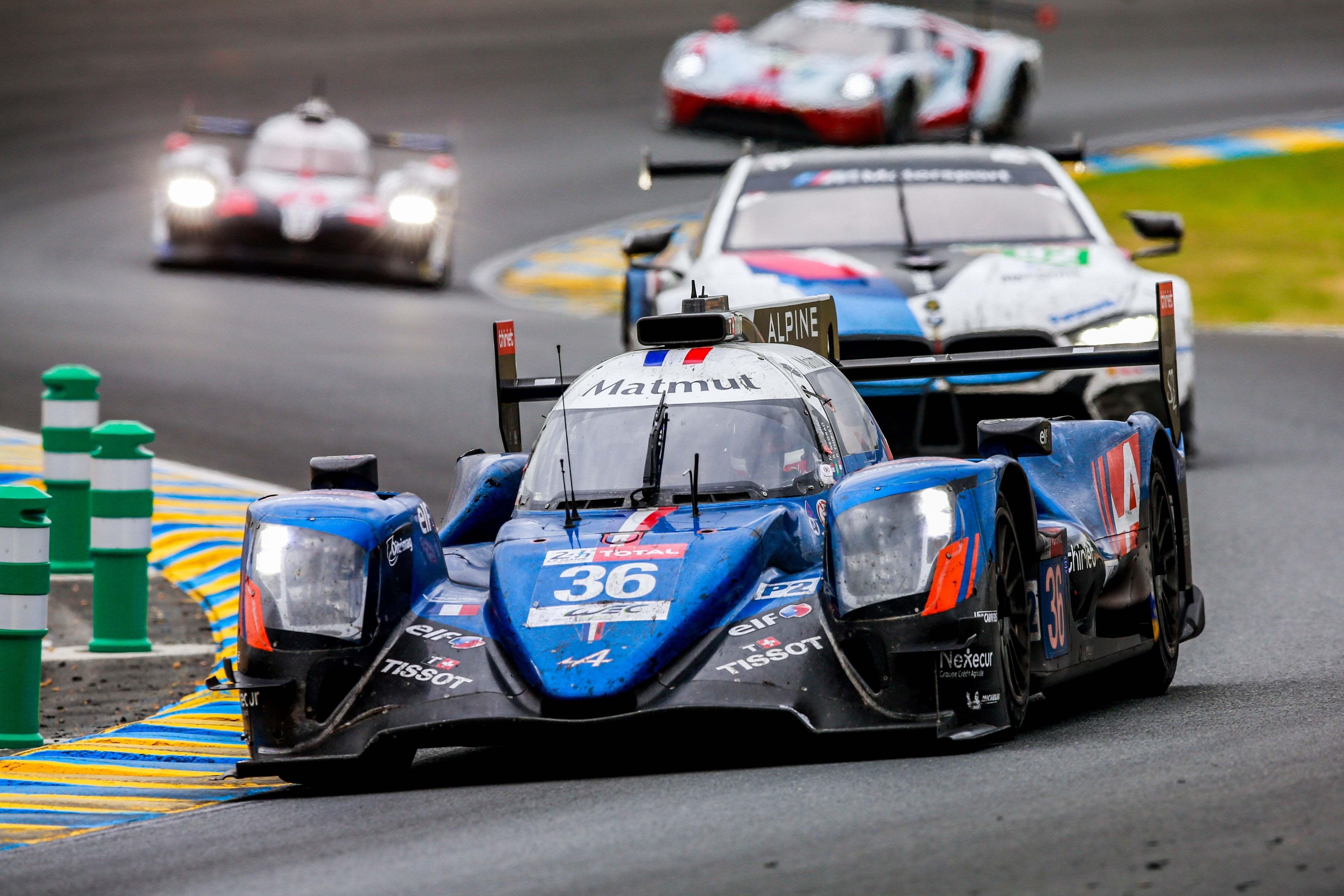 4ec488b8 97ab 4857 8493 a5d27bf61fb4 | Signatech Alpine Matmut fait coup double : nouvelle victoire aux 24 Heures du Mans et titre mondial en LMP2 !
