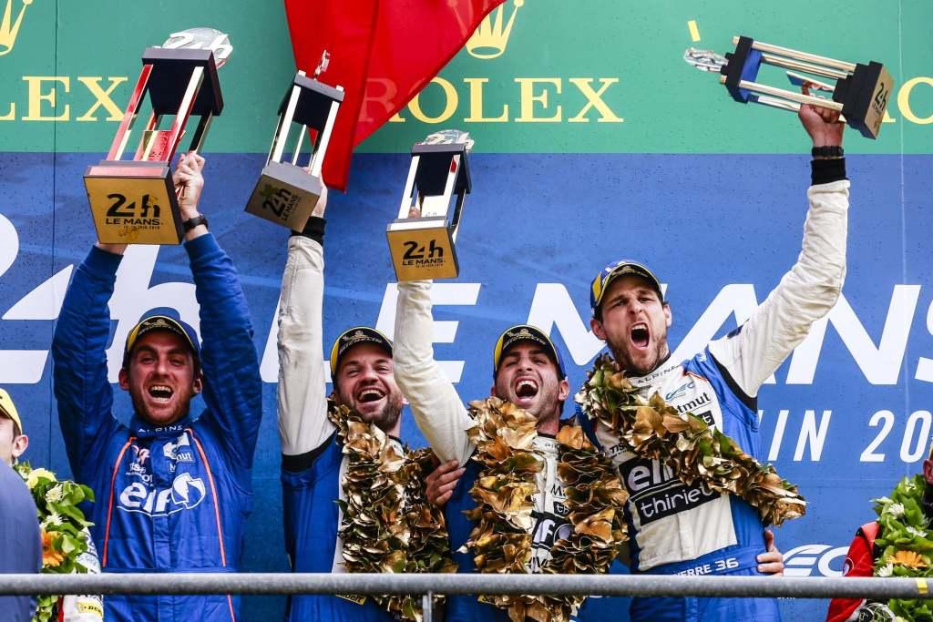 5d6fbe56 cf88 422a 8bdb a759d254b4fd   Alpine confirme sa parade compétition aux 24 Heures du Mans