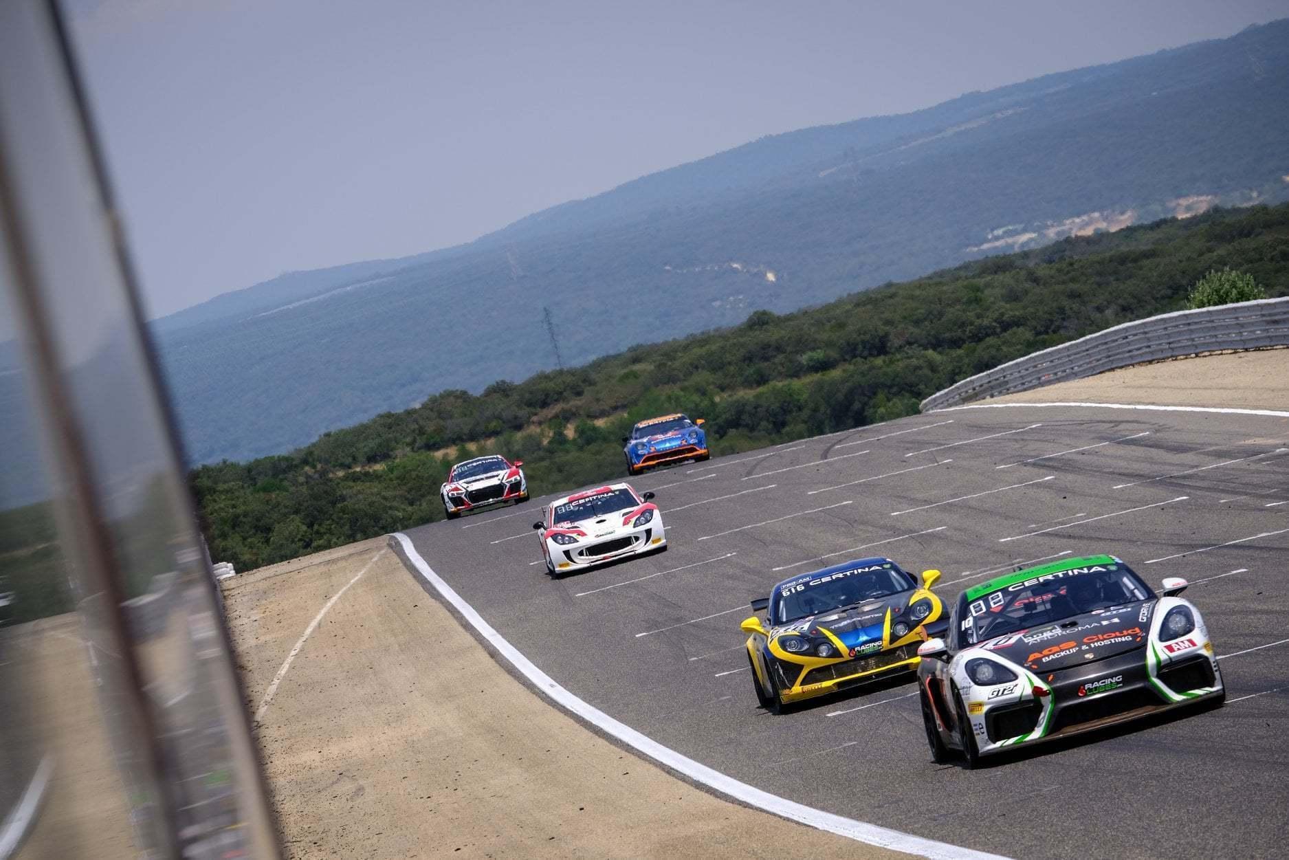 FFSA GT: CMR reprend la main Lédenon ! (Course 2) 17