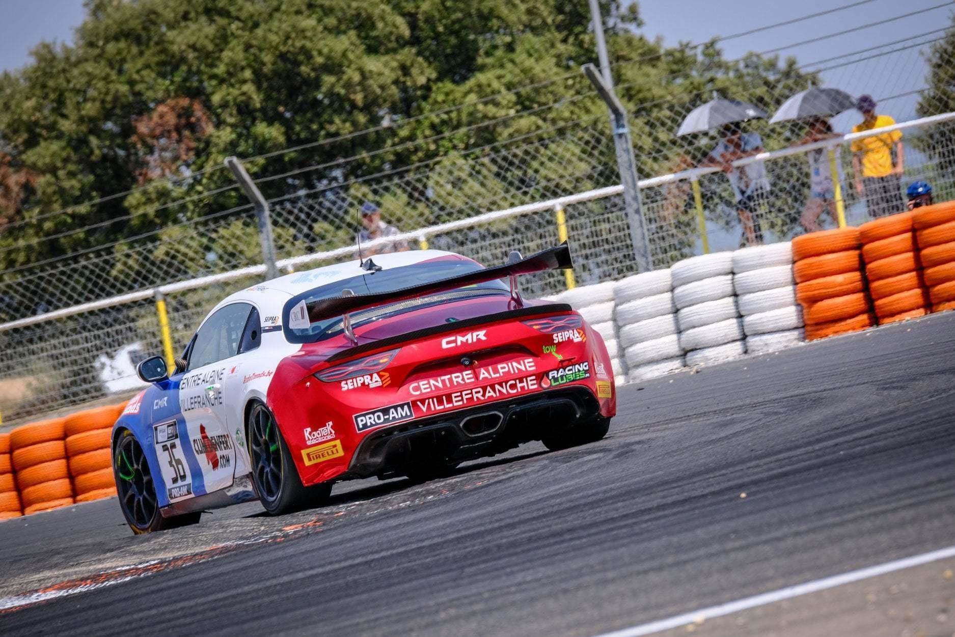 FFSA GT: CMR reprend la main Lédenon ! (Course 2) 14
