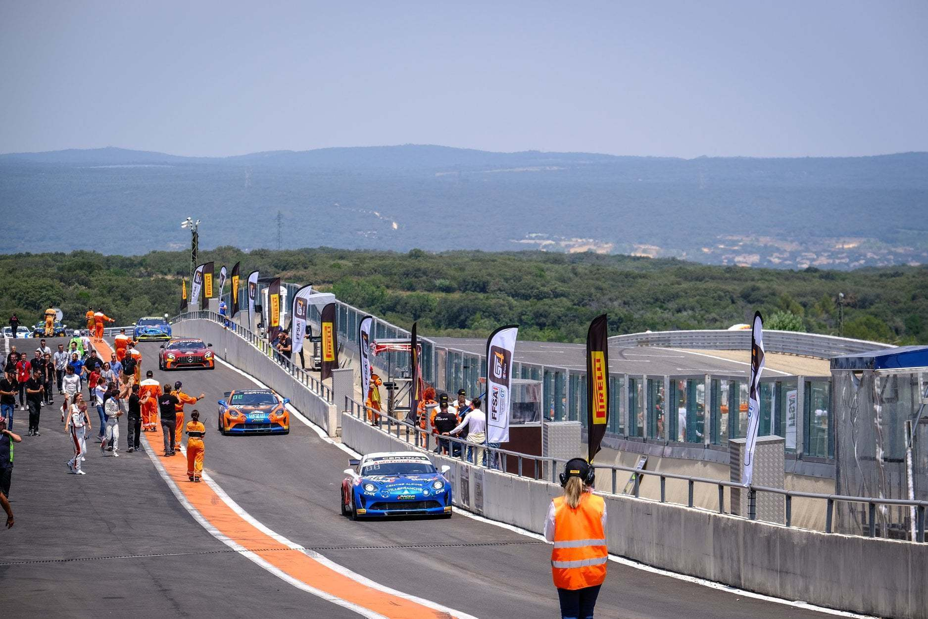 FFSA GT: CMR reprend la main Lédenon ! (Course 2) 12