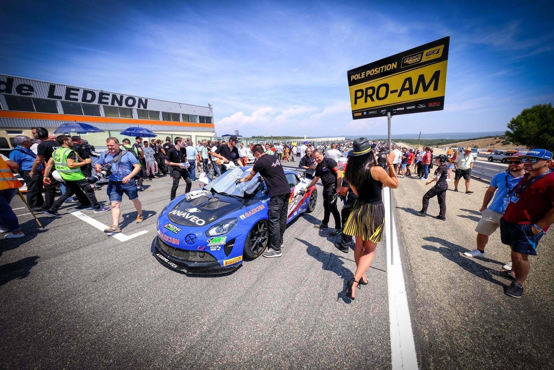 FFSA GT: CMR reprend la main Lédenon ! (Course 2) 11