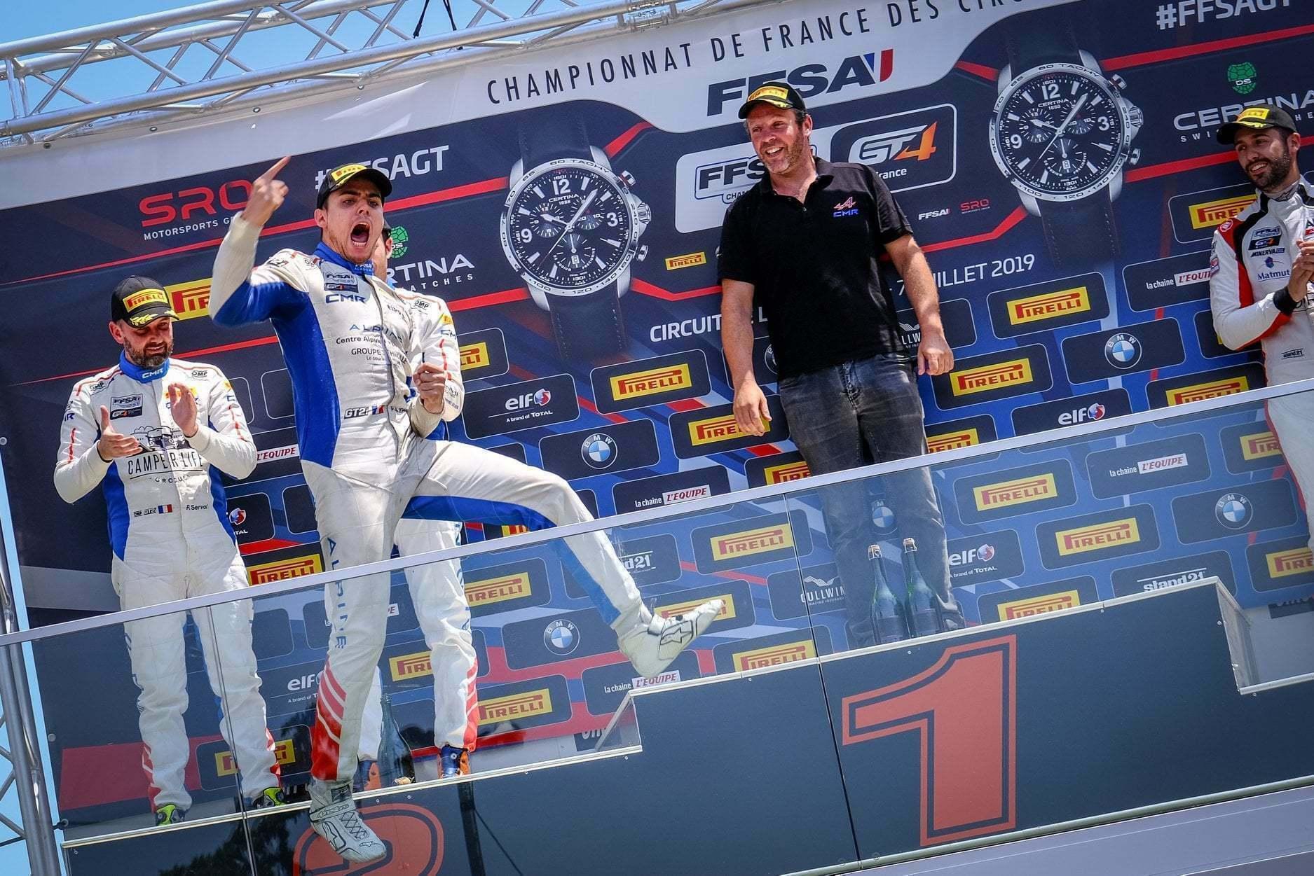 FFSA GT: CMR reprend la main Lédenon ! (Course 2) 22
