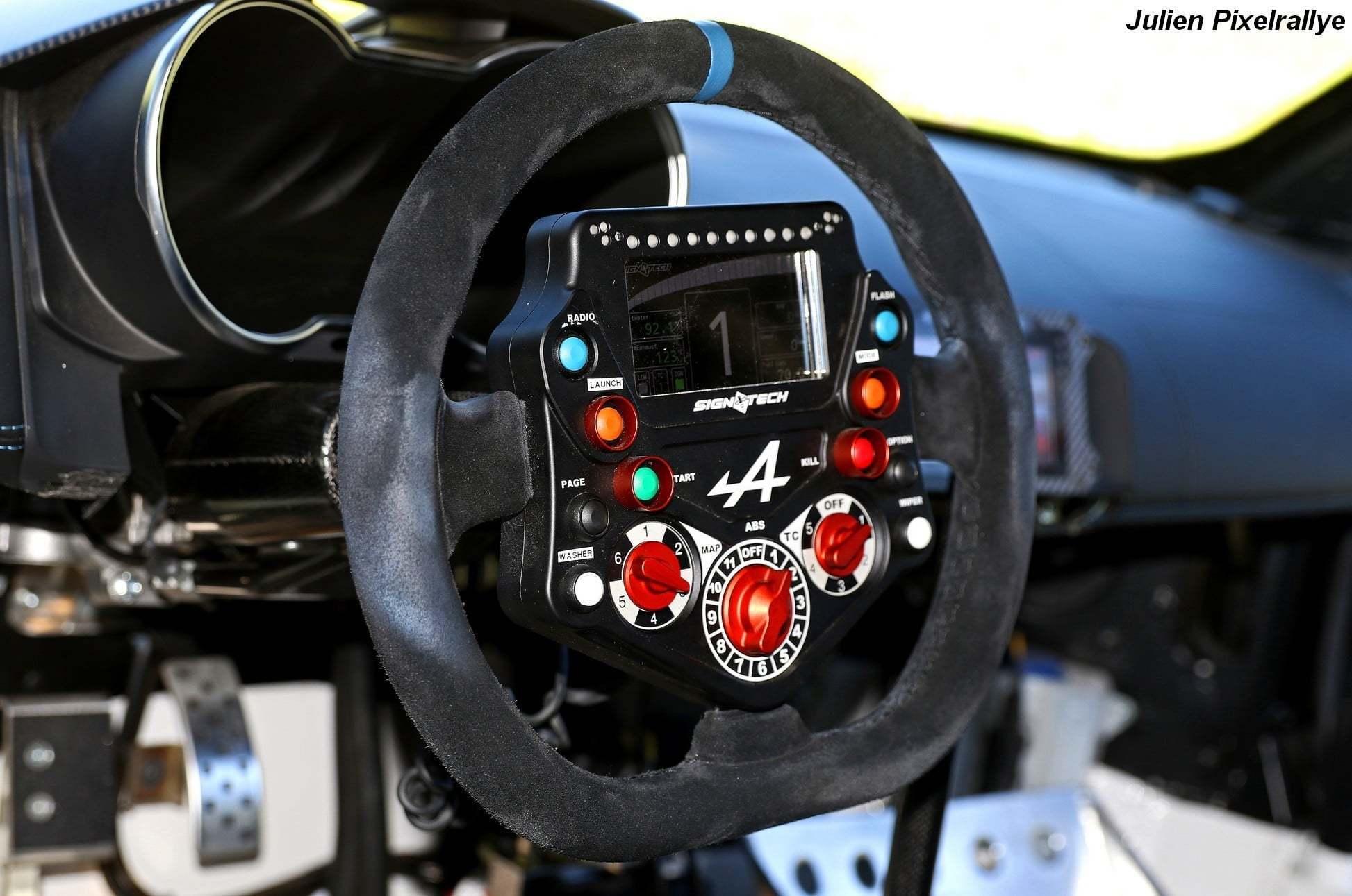 L'Alpine A110 Rally / R-GT en vidéo ! 14