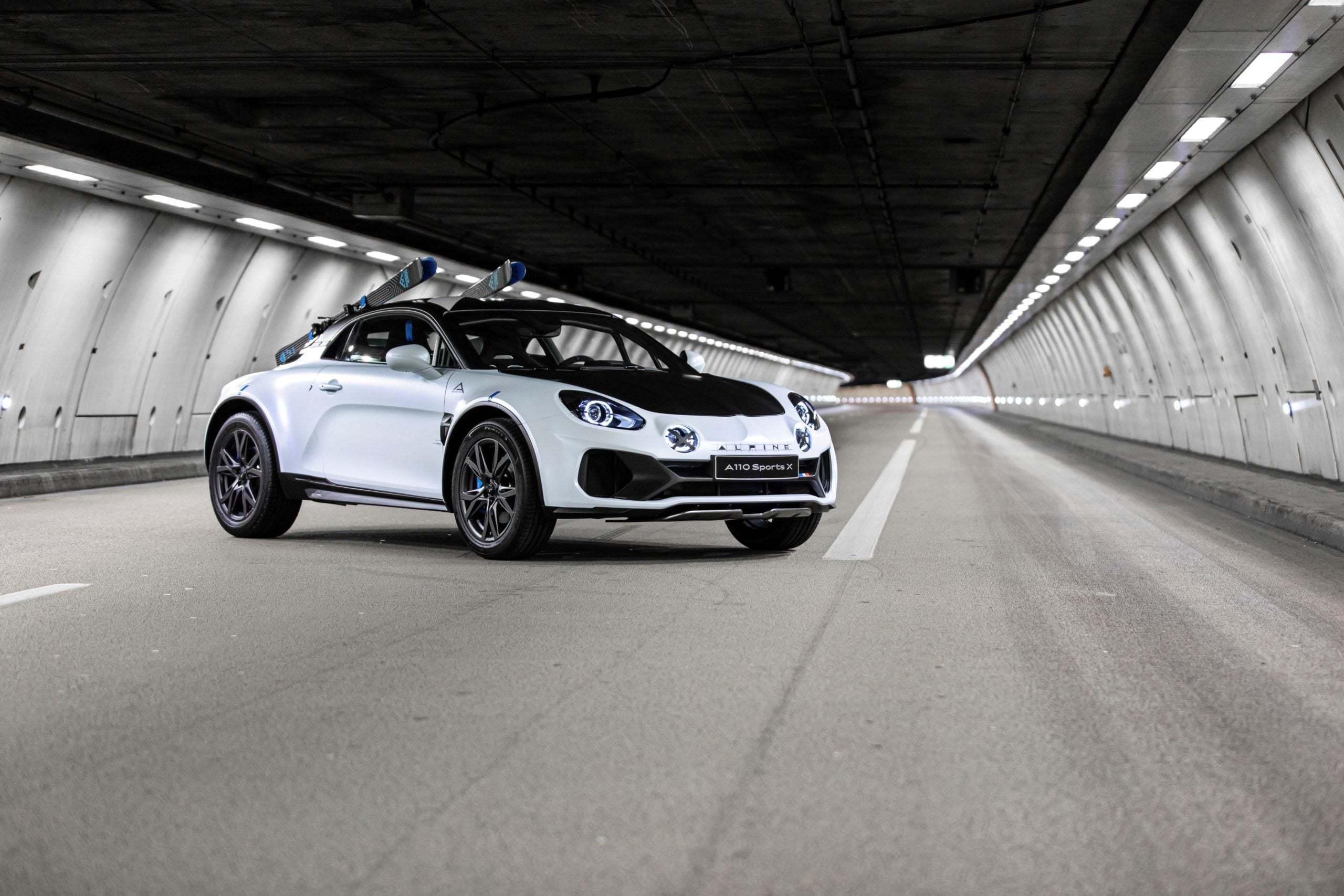 Alpine A110 SportsX Festival International Automobile 2020 11 scaled | Alpine A110 Sports X : un concept SUV Coupé ?