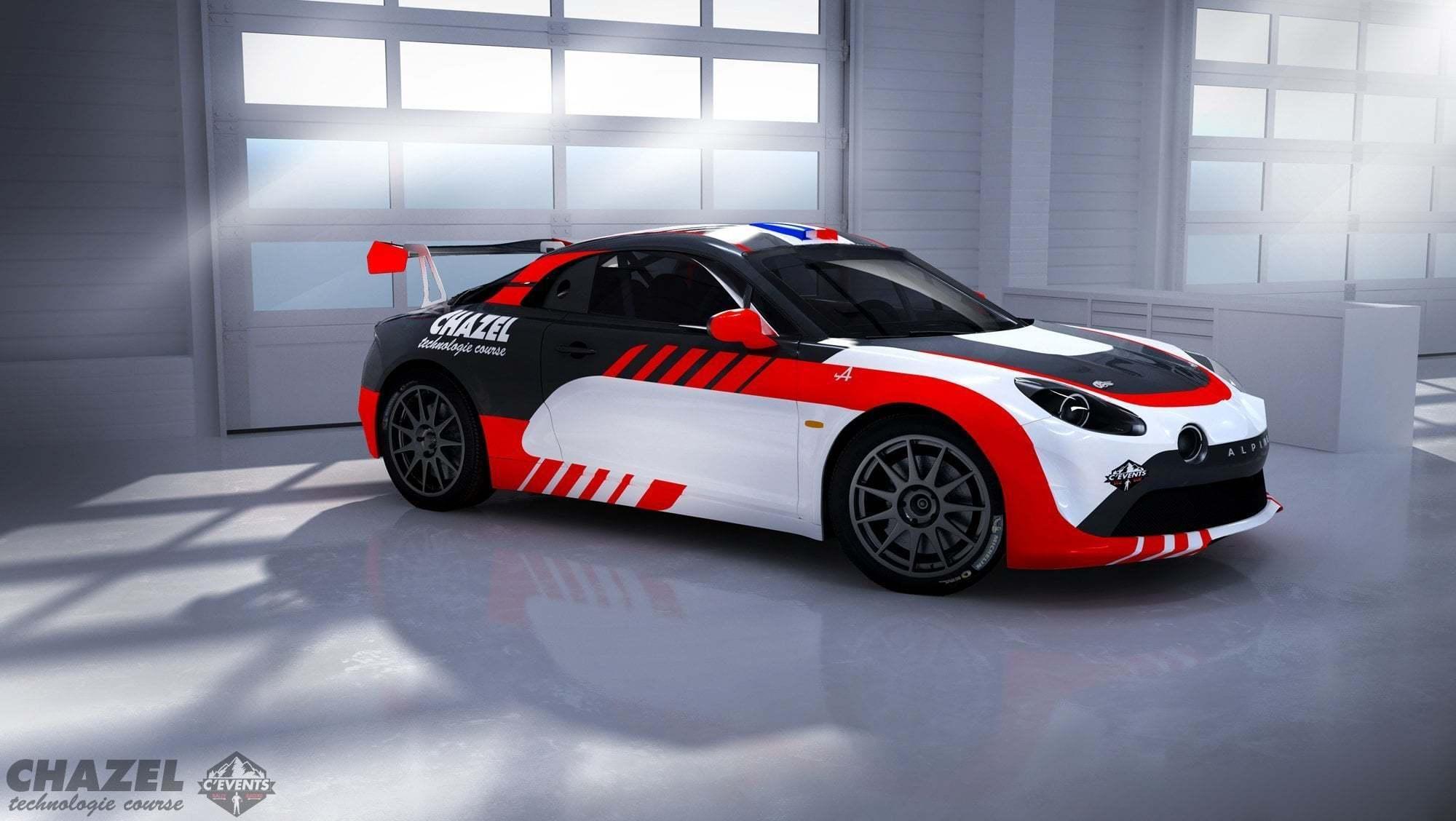 Le Team Chazel Technologie Course engagera une Alpine A110 R-GT en 2020 1