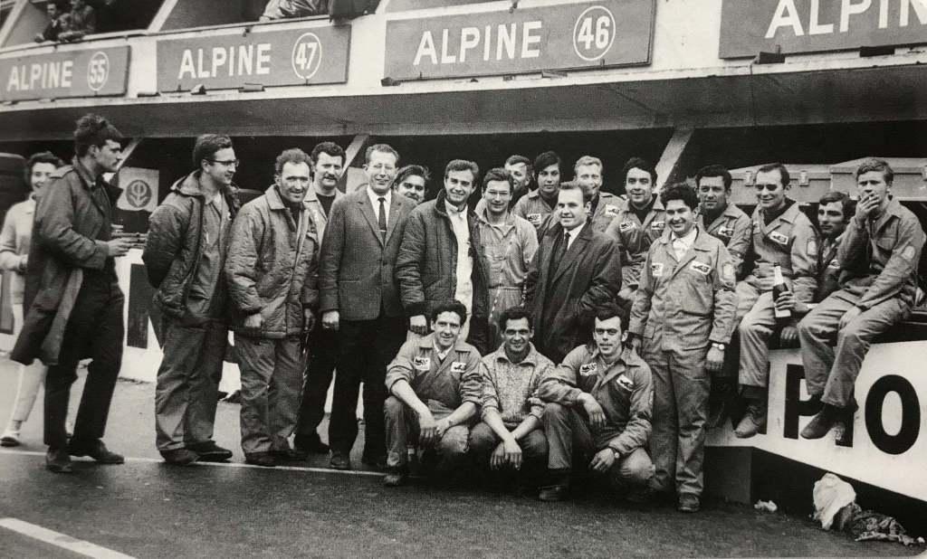 L'Assistance Alpine au Championnat du Monde 1973 4