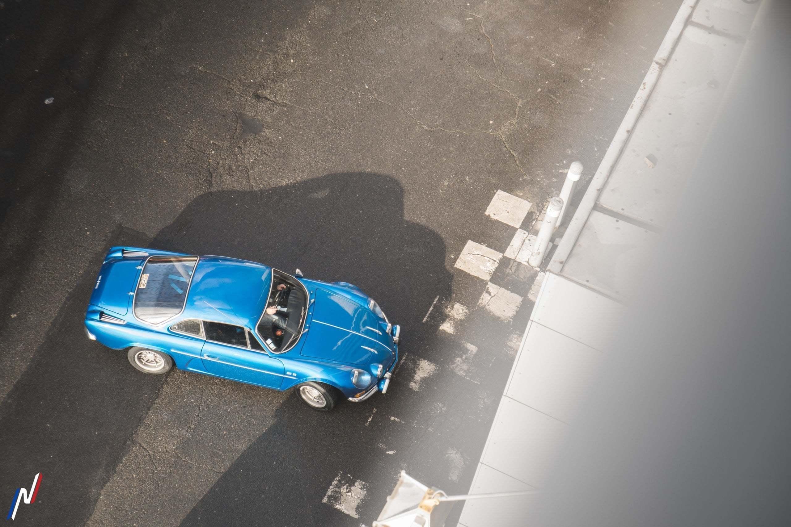 Rétromobile 2020 1 scaled - Rétromobile 2020: les Alpine en présence