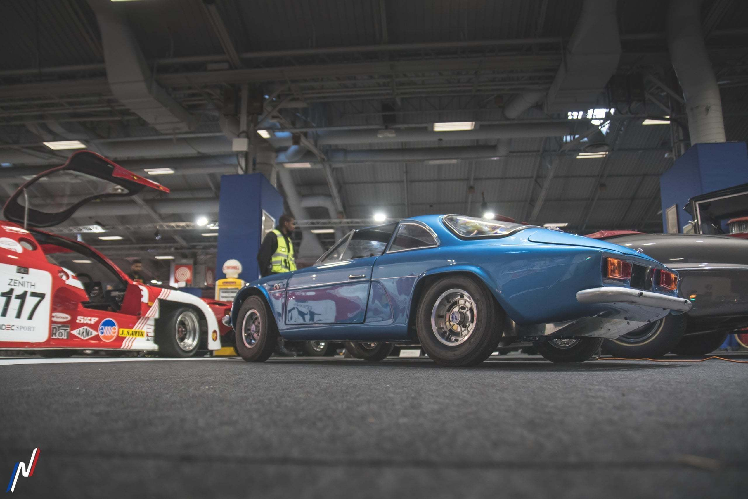 Rétromobile 2020: les Alpine en présence 10