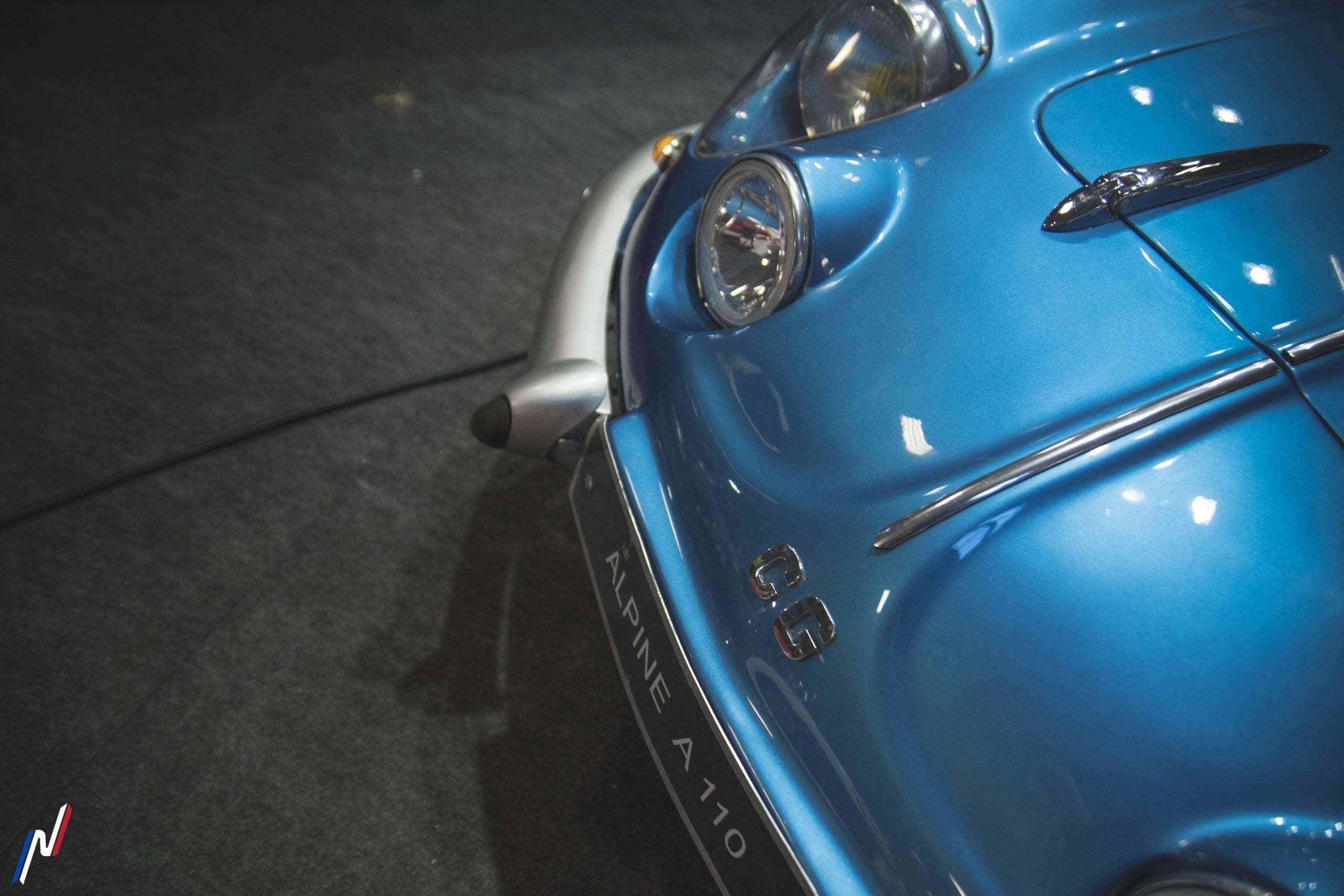 Rétromobile 2020: les Alpine en présence 9