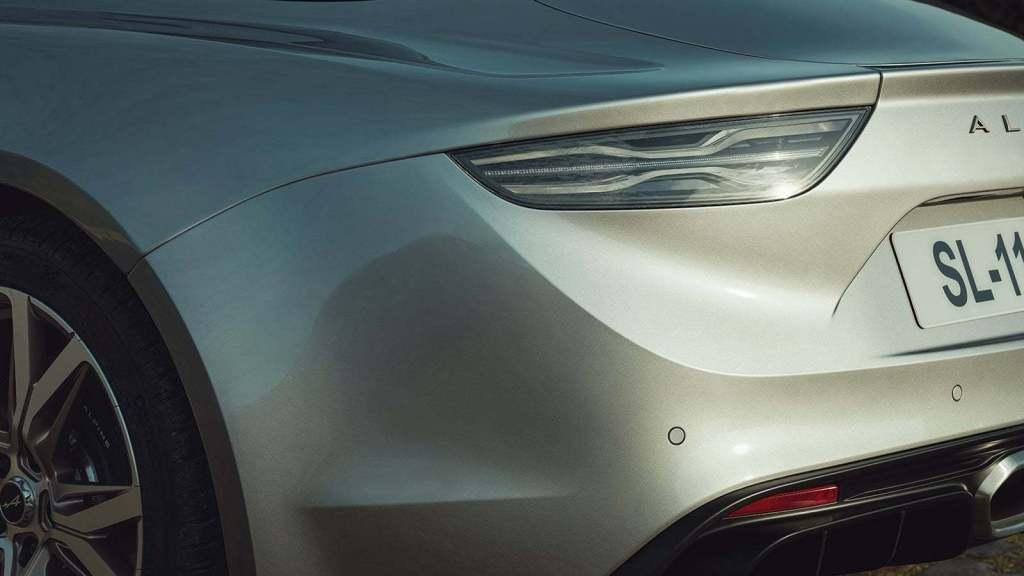 Alpine A110 Légende GT 2020 Argent Mercure 10 | Alpine A110 Légende GT: édition limitée à 400 exemplaires