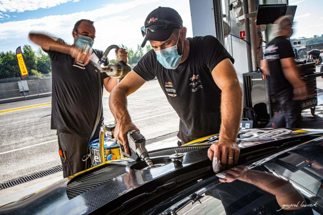 Alpine A110 GT4 Mirage Racing Nogaro 2020 10 | FFSA GT 2020: l'incroyable remontada de Mirage Racing à Nogaro !