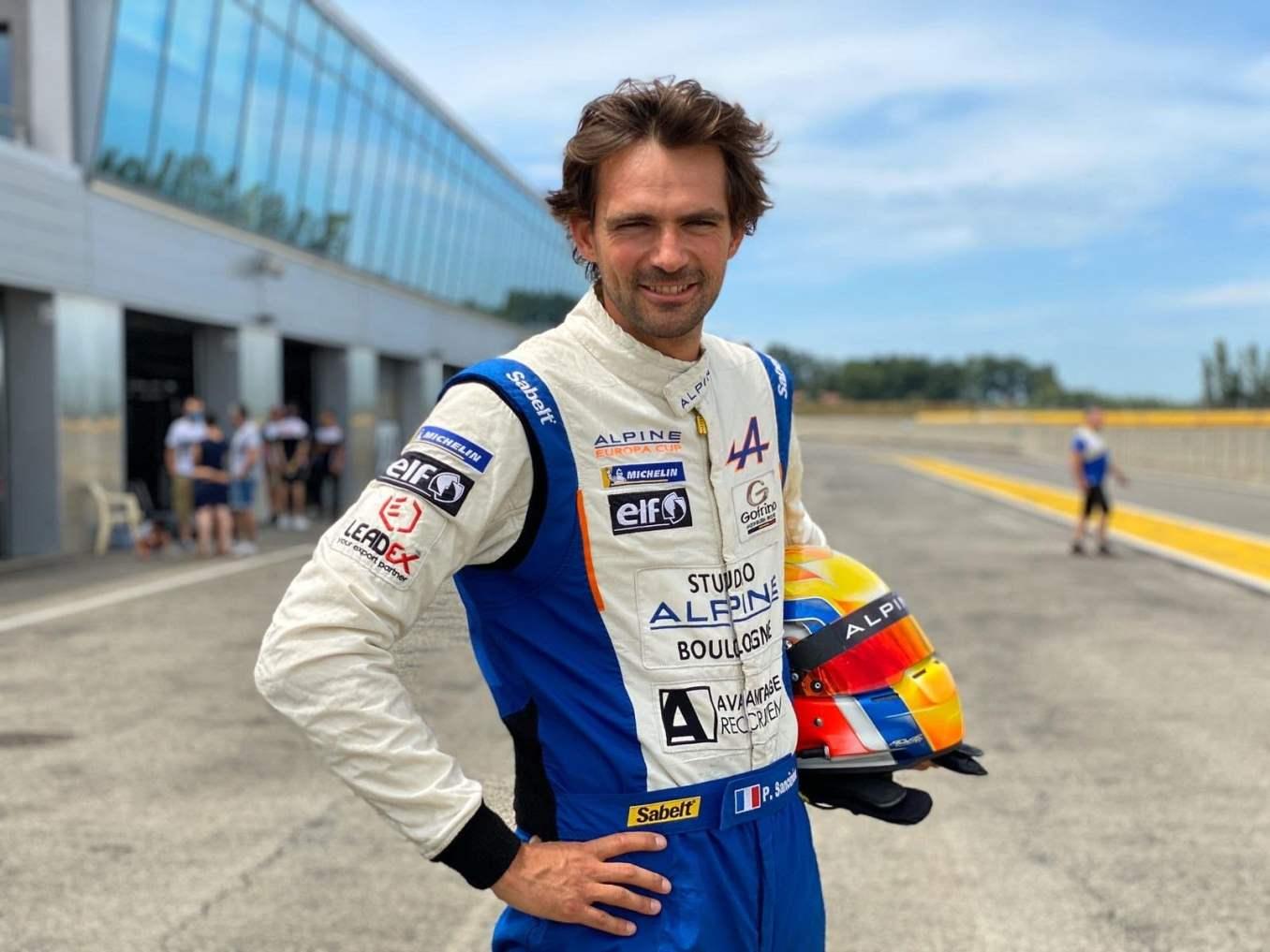 Pierre Sancinena / Alpine A110 Cup 2020